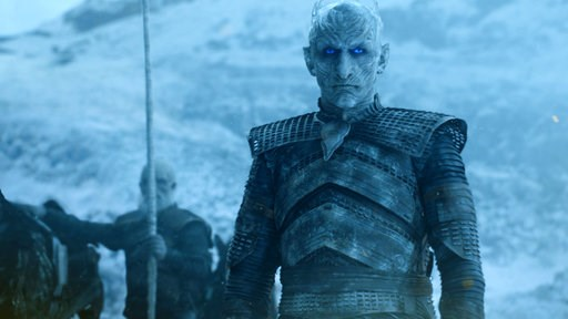"""(HBO via AP). This image released by HBO shows a scene from """"Game of Thrones."""" The show holds the series record for most awards in a year, a dozen, which it set in 2015 and matched the following year, and with a total of 38 Emmys stands as the most-hon..."""