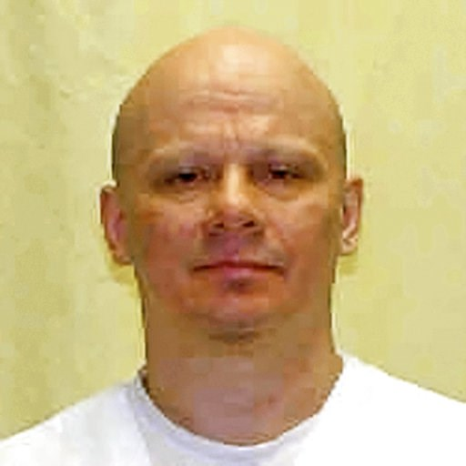 (Ohio Department of Rehabilitation and Correction via AP, File). FILE – This undated file photo provided by the Ohio Department of Rehabilitation and Correction shows death row inmate Robert Van Hook, convicted of fatally strangling and stabbing David ...