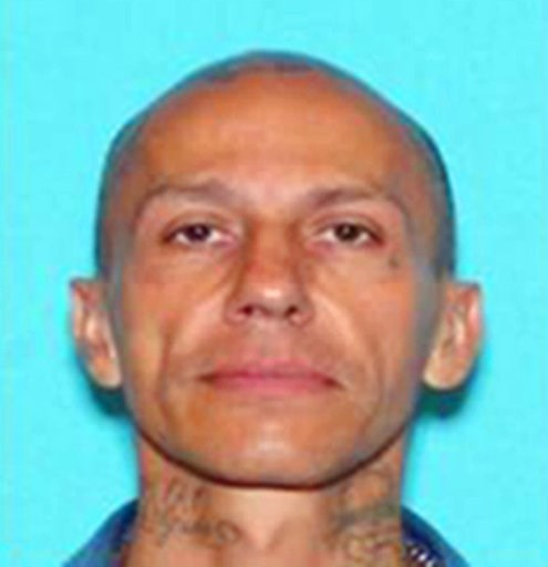 (Harris County Sheriff's Office via AP). This undated photo provided by the Harris County Sheriff's Office in Houston shows Jose Gilberto Rodriguez. Rodriguez, a suspect wanted in connection with three killings since Friday, was arrested Tuesday, July ...