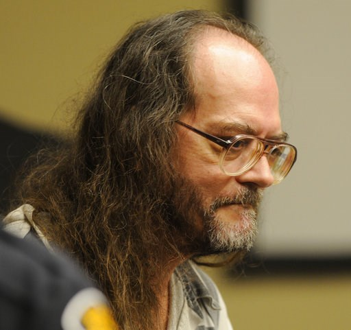 (Michael Patrick/The Knoxville News Sentinel via AP, File). FILE - In this Aug. 16, 2010 file photo, Billy Ray Irick, on death row for raping and killing a 7-year-old girl in 1985, appears in a Knox County criminal courtroom in Knoxville, Tenn., arguin...