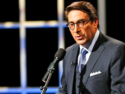 (AP Photo/Steve Helber, File). FILE - In this Oct. 23, 2015, file photo, Jay Sekulow speaks at Regent University in Virginia Beach, Va. Special counsel Robert Mueller's investigators want to interview the President Donald Trump on whether he sought to ...