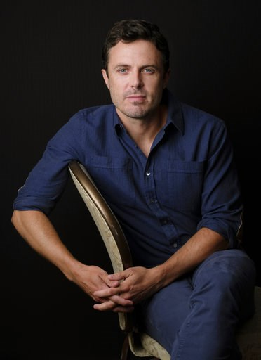 """(Photo by Chris Pizzello/Invision/AP). In this Aug. 3, 2018 photo, actor Casey Affleck poses for a portrait at the Four Seasons Hotel in Los Angeles to promote his upcoming film """"The Old Man & The Gun,"""" in theaters on Sept. 28."""