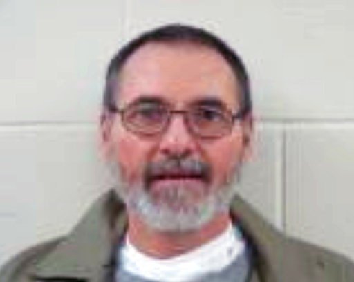 (Nebraska Department of Correctional Services via AP). This photo provided by the Nebraska Department of Correctional Services shows Jeff Boppre, who is serving two consecutive life sentences for the fatal 1988 shootings of two people in western Nebras...