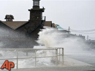 Tropical Storm Debby soaks Florida's Gulf Coast - WRCBtv.com ...