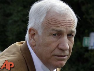Sandusky professes innocence, vows to fight