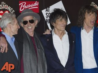 Rocking at 50: Rolling Stones to tour again