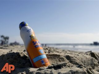 Banana Boat recalls sunscreen due to fire risk