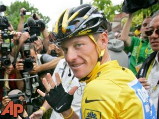 UCI agrees to strip Armstrong of his 7 Tour titles
