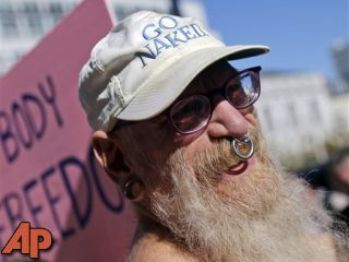 San Francisco lawmakers set to vote on nudity ban