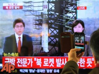 NKoreans hail rocket launch; US, others condemn