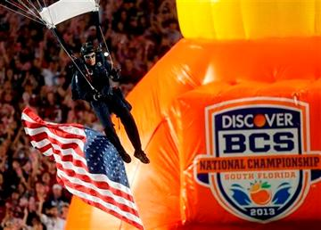 AP Source: College Football Playoff to replace BCS