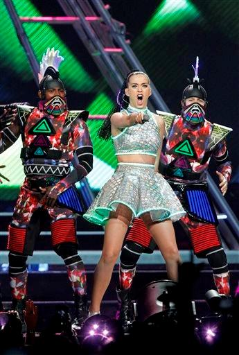 concert at Bridgestone Arena on Friday, June 27, 2014, in Nashville