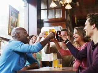 Скидка 60% на 2 бокала фирменного пива и пивной сет в кафе-баре Munchen...