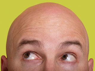 Men tend to use Botox to smooth out a furrowed brow that otherwise makes them look angry. (©iStockphoto.com/Lori Lee Miller)