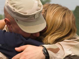 An August 2011 editorial in the Journal of the American Medical Association said that as many as 20 percent of soldiers returning from war zones such as Iraq and Afghanistan develop PTSD. (©iStockphoto.com/Joanna Pecha)