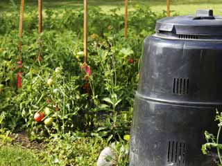 In order to compost food safely, people with food allergies must prevent allergen particles from somehow getting inside their body. (&amp;copy;iStockphoto/Thinkstock)