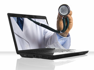 """Self-diagnosis"" via the Internet too often leads to inaccurate, worst-case conclusions. (©iStockphoto/Thinkstock)"