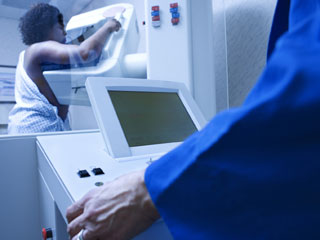 Exposure to radiation is an established risk factor for breast cancer among all women, the study authors pointed out. (©Jupiterimages/ Comstock/Thinkstock)