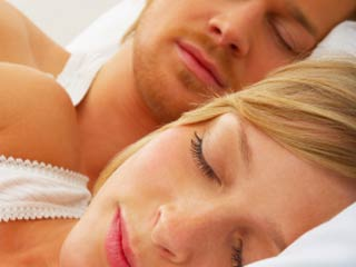 Those who reduced their stress showed significant differences in sleep quality. (&amp;copy;iStockphoto.com/Jacob Wackerhausen)