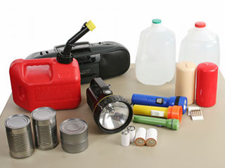 In terms of hurricane supplies, the CDC has a few suggestions. (©iStockphoto/Thinkstock)