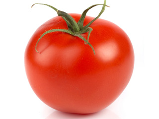 "A study looked at a genetically engineered tomato that produces a peptide that mimics the effect of ""good"" cholesterol. (©iStockphoto.com/Matjaz Boncina)"