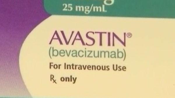 avastin injection. Avastin-first line treatment