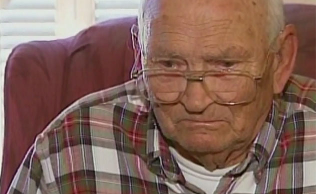 Her husband, George Slettehaugh, said the two had been together so long he didn't know what to do without her. (Source: KTVU/CNN)