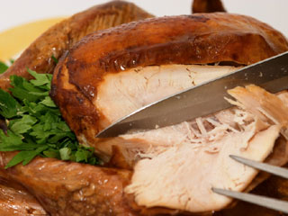 Turkey is simple to prepare, but don't take shortcuts with food safety. (&amp;copy;iStockphoto.com/Paul Cowan)