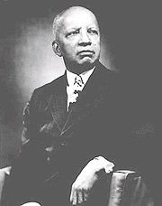 Black History Month can be traced back to Carter G. Woodson. (&amp;copy;NRCS.gov)