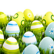 The Saxon goddess of fertility, Eastre or Ostara, gave birth to the name Easter.  © istockphoto.com