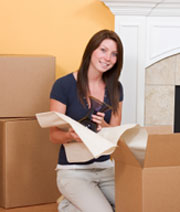 Moving into your first apartment is exciting, but it also requires financial planning and preparation. (&istockphoto.com/Gene Chutka)