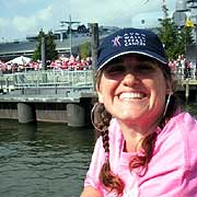 At The Avon Walk for Breast Cancer this past weekend... I'm down almost 60 pounds!!