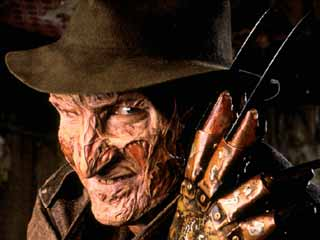 Freddy Krueger is one of the best known, and most feared, Boogeymen of all time. (©New Line Productions)