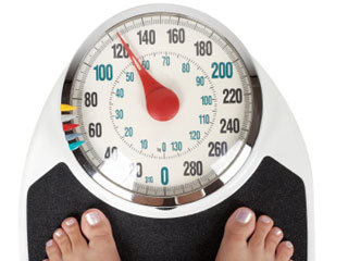 What to do after a big weight gain? &amp;copy; istockphoto.com/Julie de Leseleuc