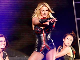 Britney Spears calls upcoming Las Vegas residency a