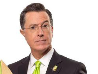 Twitter users erupted in outrage Thursday night after the The Colbert