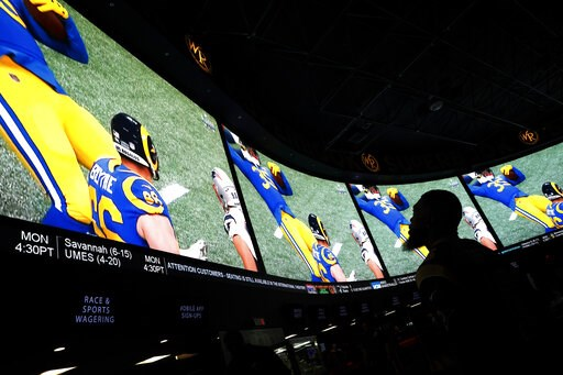 US sports leagues split on how to monetize sports betting