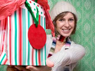 When you see the right gift at the right price, check it off your shopping list and stop shopping for that person. (©iStockphoto.com/Rebekah Lane)