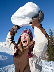 Whether you attack your debt with an avalanche or a snowball could drastically alter your final payments. (©iStockphoto/Thinkstock)