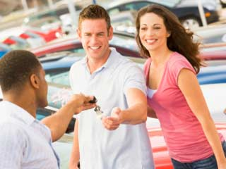Just as you would when buying a car, it pays to shop around when leasing. (©iStockphoto.com/Catherine Yeulet)