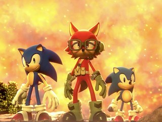 © Sonic Team