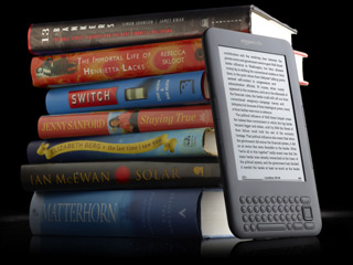  Pictured: Kindle (Image Courtesy of Amazon)