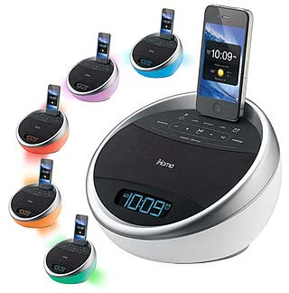 The iHome iA17 Clock Radio for iPhone/iPod