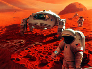 NASA / Pat Rawlings, SAIC