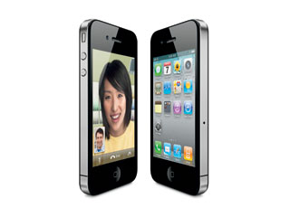 © While the iPhone 5 may be delayed, consumers still have access to the popular iPhone 4, pictured here. (Image courtesy of Apple)