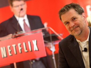 Netflix CEO Reed Hastings (Image courtesy of Digital Trends)