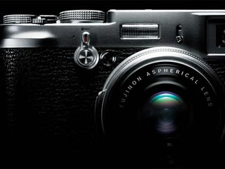 The Fujifilm Finepix X100 was the belle of the digital camera ball last year and remains a top choice among photo enthusiasts. (image courtesy of Digital Trends)