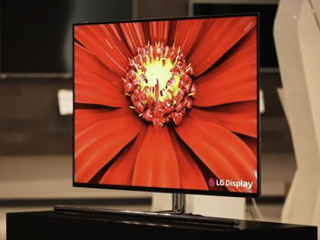 LG 55-inch OLED TV (image courtesy of Digital Trends)