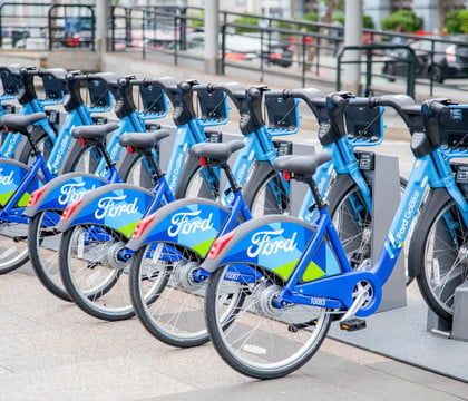 Ford GoBike ebikes come to San Francisco to conquer those