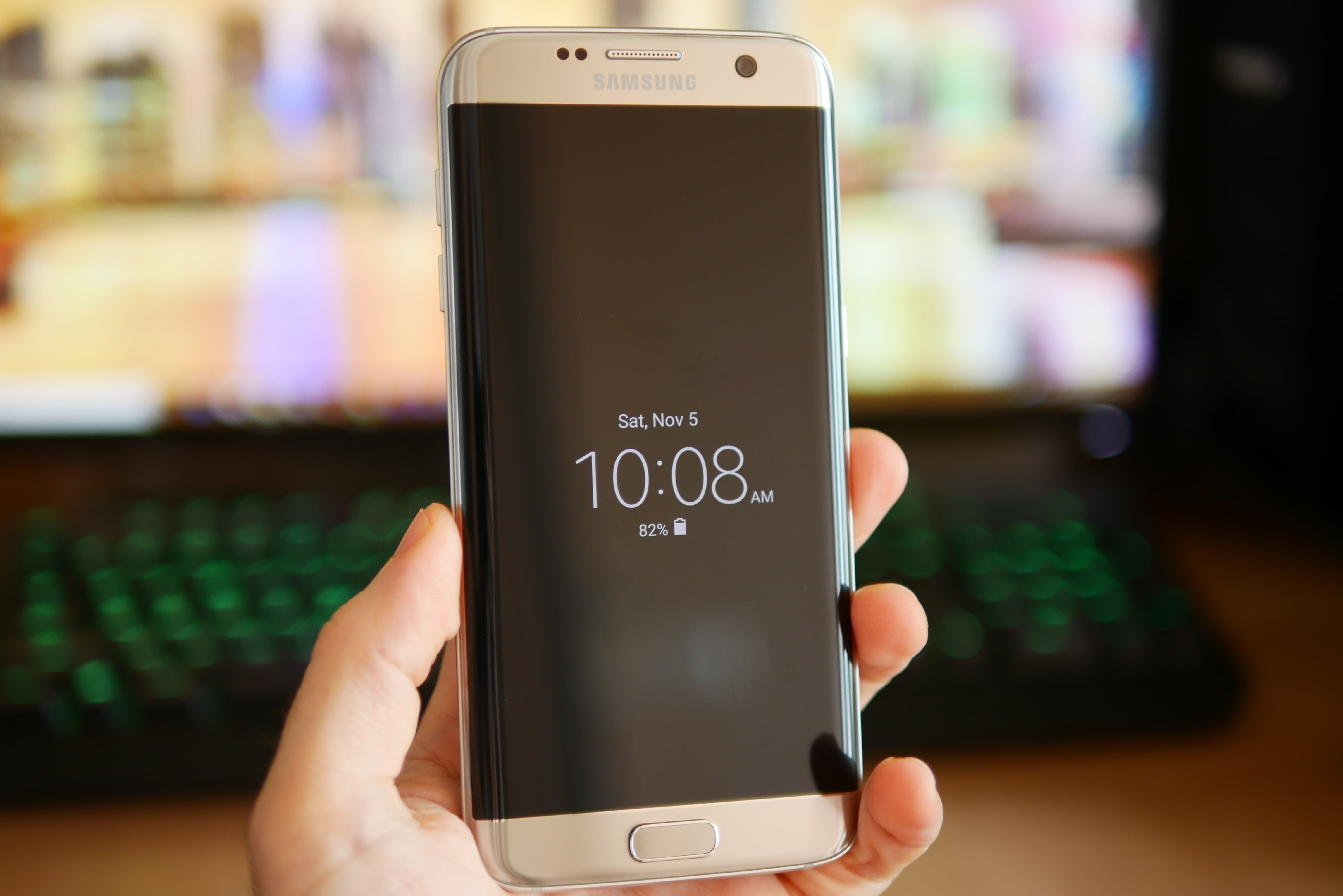 How to factory reset a Samsung Galaxy S7 or S7 Edge - KTEN